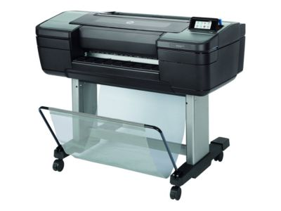 HP DesignJet Z6dr PostScript with V-Trimmer - Großformatdrucker - Farbe - Thermotintenstrahl