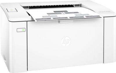 HP Drucker LaserJet Pro M102a, S/W-Drucker, hohe Druckgeschwindigkeit