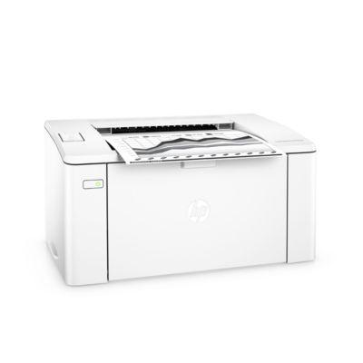 HP Drucker LaserJet Pro M102w, S/W-Drucker, Druckgeschwindigkeit 22 Seiten/Minute