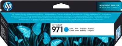 HP Druckpatrone HP 971 CN622AE cyan