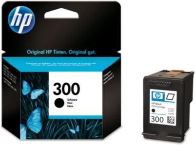 HP Druckpatrone Nr. 300 schwarz (CC640EE)