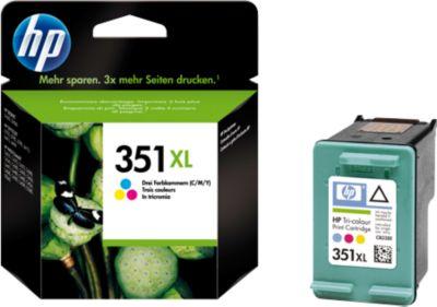 HP Druckpatrone Nr. 351XL color (CB338EE)