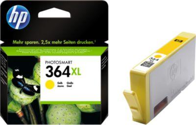 HP Druckpatrone Nr. 364XL gelb (CB325EE)