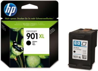 HP Druckpatrone Nr. 901XL schwarz (CC654AE)