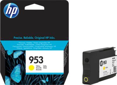 HP Druckpatrone Nr. 953 gelb (F6U14AE)