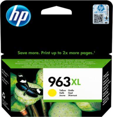 HP Druckpatrone Nr. 963XL, gelb (3JA29AE)