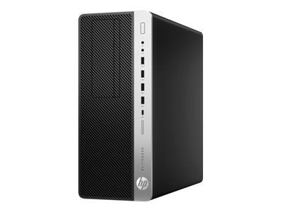 HP EliteDesk 800 G4 - Tower - Core i5 8500 3 GHz - 8 GB - 2 TB - Deutsch
