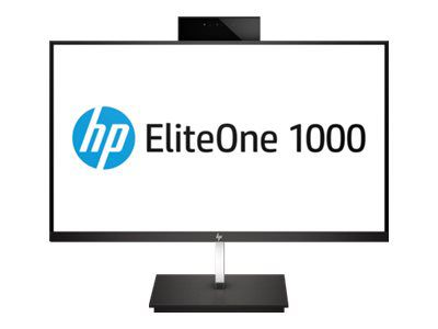 HP EliteOne 1000 G2 - All-in-One (Komplettlösung) - Core i5 8500 3 GHz - 16 GB - 512 GB - LED 60.5 cm (23.8