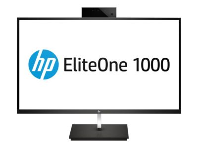 HP EliteOne 1000 G2 - All-in-One (Komplettlösung) - Core i7 8700 3.2 GHz - 16 GB - 512 GB - LED 68.58 cm (27