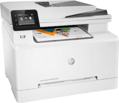 HP Farblaser-Multifunktionsgerät Color LaserJet Pro-MFP M281fdw, 4 in 1, netzwerkfähig, Duplex, bis A4