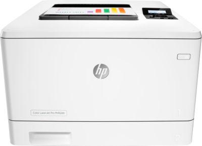 HP Farblaserdrucker LaserJet Pro M452dn