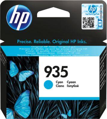 HP inktpatron nr. 935, cyaan (C2P20AE)