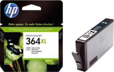 HP inktpatroon CB322EE, nr. 364XL, fotopatroon, zwart