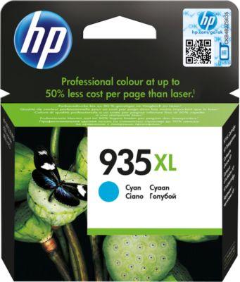 HP inktpatroon nr. 935XL, cyaan (C2P24AE)