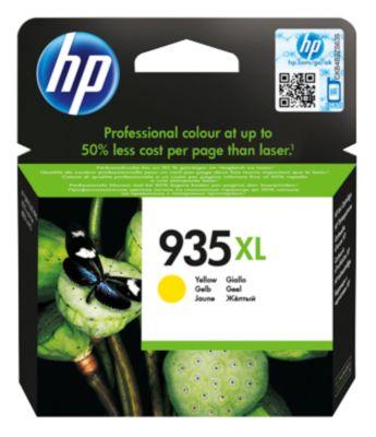 HP inktpatroon nr. 935XL, geel (C2P26AE), stuk