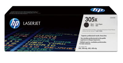 HP LaserJet CE305X Druckkassetten schwarz