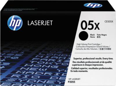 HP LaserJet CE505X Druckkassette schwarz