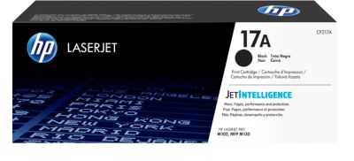 HP LaserJet CF217A Toner Cartridge zwart