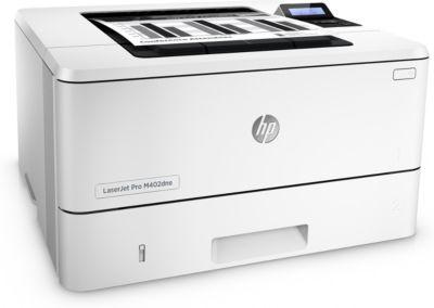 HP LaserJet Pro M402dne, 38 pagina's/minute, met Gigabit Ethernet