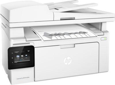 HP Multifunktionsgerät LaserJet Pro MFP M130fw, bis 10.000 S./Monat, sehr effizient