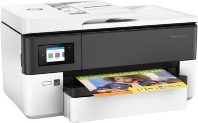 HP OfficeJetPro 7720 All-in-One, druckt, kopiert, scannt u. faxt bis DIN A3