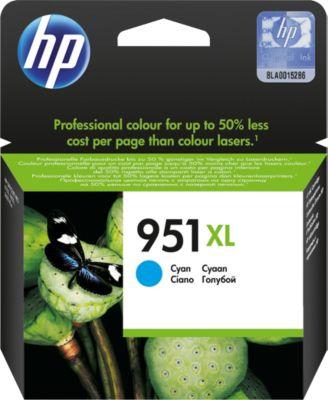 HP printpatroon Nr. 951XL cyaan (CN046A)