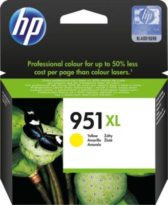 HP printpatroon Nr. 951XL geel (CN048A)