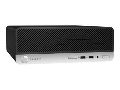 HP ProDesk 400 G5 - SFF - Core i5 8500 3 GHz - 8 GB - 2 TB - Deutsch