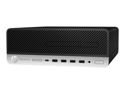 HP ProDesk 600 G3 - SFF - Core i5 7500 3.4 GHz - 8 GB - 500 GB