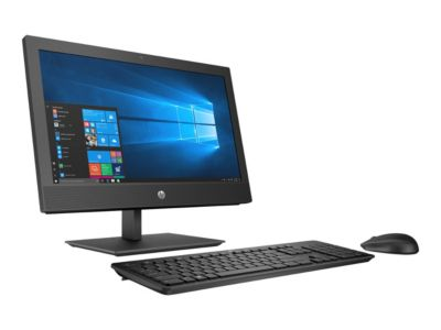 HP ProOne 400 G4 - All-in-One (Komplettlösung) - Core i5 8500T 2.1 GHz - 8 GB - 256 GB - LED 50.8 cm (20