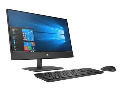 HP ProOne 440 G4 - All-in-One (Komplettlösung) - Core i3 8100T 3.1 GHz - 4 GB - 1 TB - LED 60.45 cm (23.8