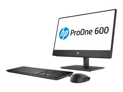 HP ProOne 600 G4 - All-in-One (Komplettlösung) - Core i5 8500 3 GHz - 8 GB - 256 GB - LED 54.6 cm (21.5