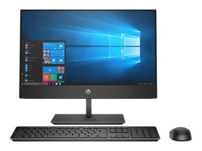 HP ProOne 600 G4 - All-in-One (Komplettlösung) - Core i5 8500 3 GHz - 8 GB - 500 GB - LED 54.6 cm (21.5