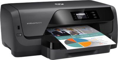 HP Tintenstrahldrucker OfficeJet Pro 8210, Duplexdruck, Randloser Druck bis DIN A4