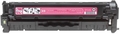 HP toner HP CC533A Tonercartridge magenta, 2.800 Paginas/5%
