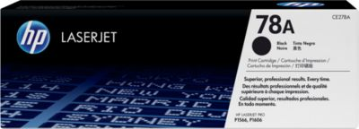 HP Toner LaserJet CE278A, nr. 78A, zwart