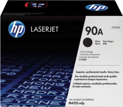 HP Toner LaserJet CE390A, nr 90A, zwart