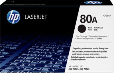 HP Toner LaserJet CF280A, nr. 80A, zwart
