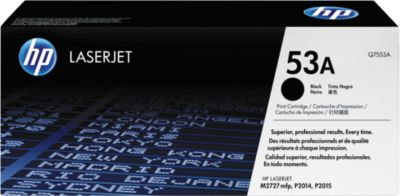 HP Toner LaserJet Q7553A, nr. 53A, zwart