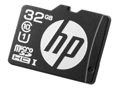 HPE Enterprise Mainstream Flash Media Kit - Flash-Speicherkarte - 32 GB - microSD