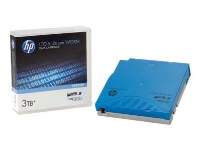 HPE - LTO Ultrium WORM 5 x 1 - 1.5 GB - Speichermedium
