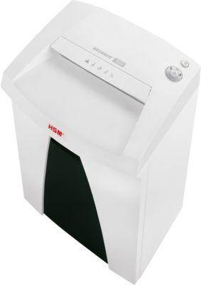 HSM® Aktenvernichter Serie SECURIO B22, Partikelschnitt 1,9 x 15 mm, 7-9 Blatt, P5, Auto Start-/Stopp, 33 l Korb