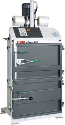 HSM balenpers V-Press 504