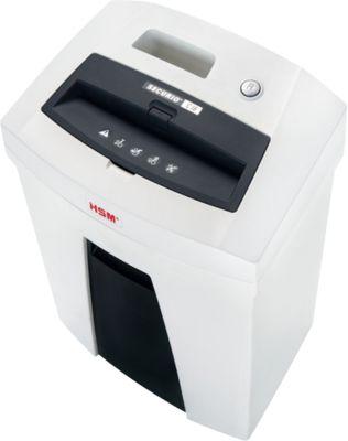 HSM® destructeur de documents SECURIO C16, coupe en bandes, 3,9 mm, P-2