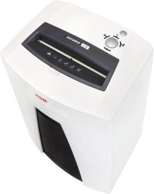 HSM® destructeur de documents SECURIO C18, coupe en bandes, 3,9 mm, P-2