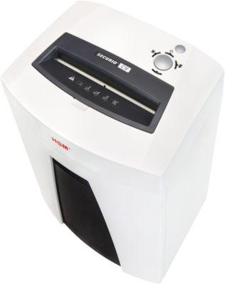 HSM® destructeur de documents SECURIO C18, coupe en particules, 1,9 x 15 mm, P-5