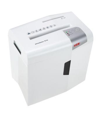 HSM Papiervernietiger shredstar S10, snijbreedte 6 mm, 10 - 12 vellen
