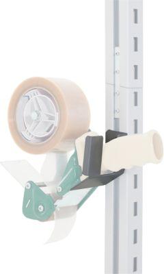 Hüdig+Rochholz Kleberollenhalter System Flex, für Klebebandabroller