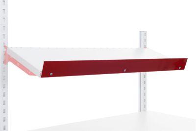 Hüdig+Rocholz Anschlagkante System Flex, für Ablageböden, 1000 mm Breite