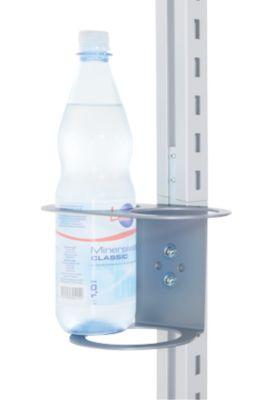Hüdig+Rocholz Getränkehalter für Flaschen System Flex, zwei Anbaumöglichkeiten
